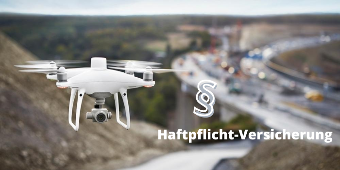 Haftpflicht-Versicherung für gewerblich genutzte Drohnen