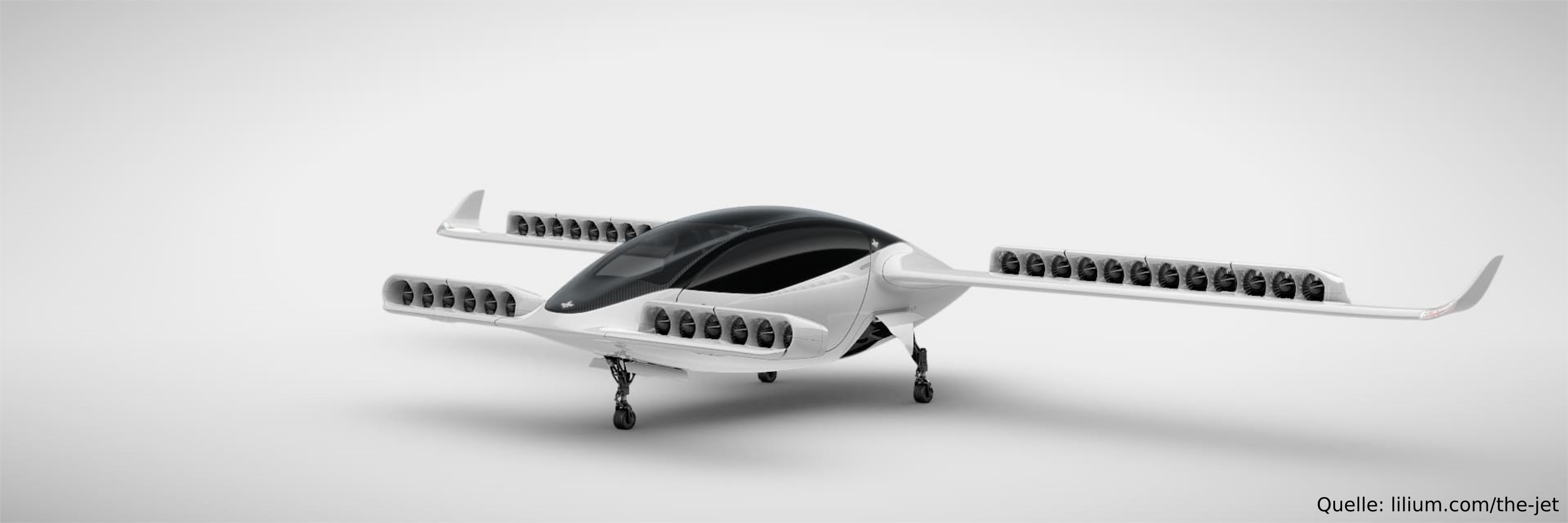 Flugtaxis sind die Zukunft - oder nicht?