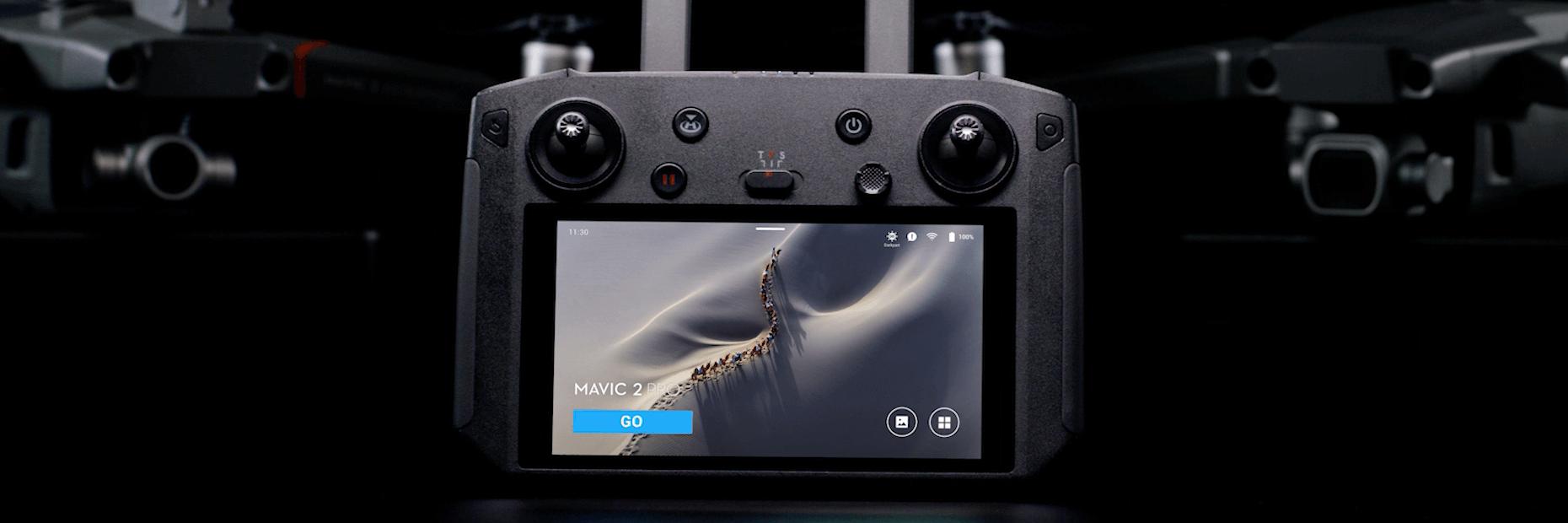 Der neue DJI Smart Controller im Überblick