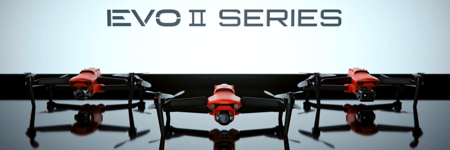 Autel Evo II - ein Konkurrent für die DJI Mavic Serie?