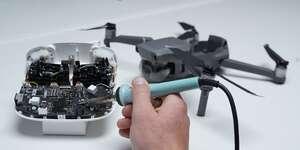Service: Drohnenreparatur