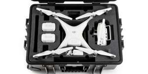 DJI Phantom 4 Profi Trolley_mit Inhalt