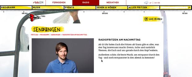 Fritz Radio