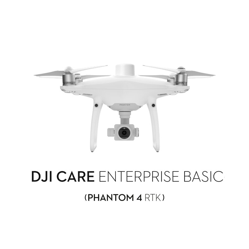 DJI Enterprise Shield Basic (Phantom 4 RTK) Aktivierungscode für 12 Monate